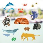 Window Clings Baby Animals