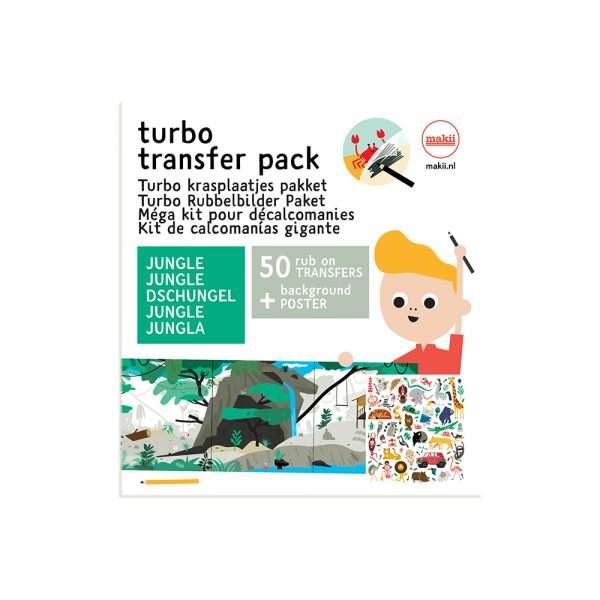 turbo transfer pack jungle