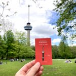 Emaille pin Rotterdam Euromast