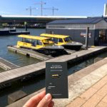Emaille pin Rotterdam Watertaxi